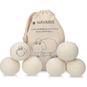 Bolas de secadora Navaris